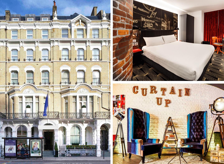 ibis Styles budget hotel London
