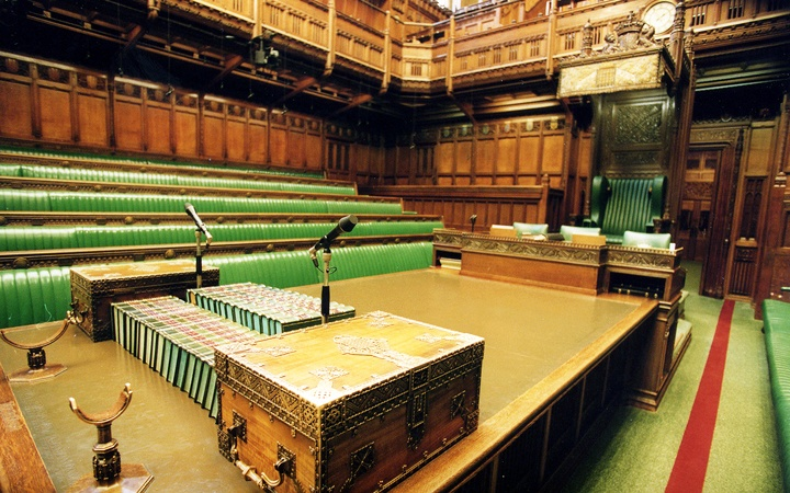 House of Commons, Houses of Parliament, London