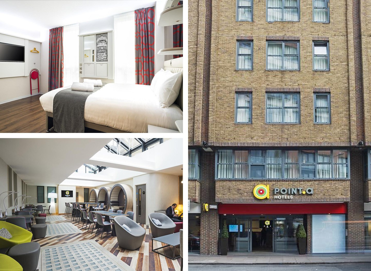 Point A budget hotel London