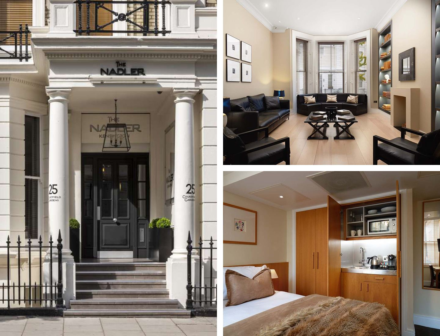 The Nadler budget hotel London