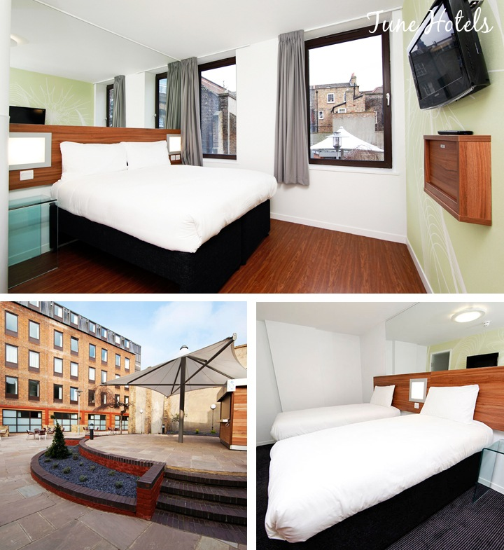 Tune Hotel Liverpool Towels: Budget-luxe Hotel Accommodation In London