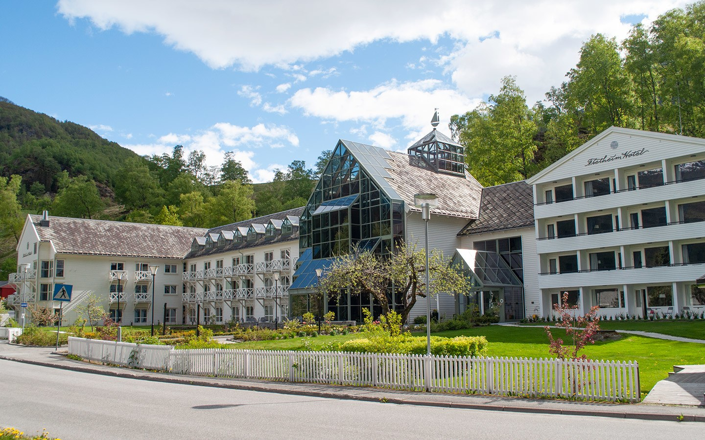 The Fretheim Hotel in Flam