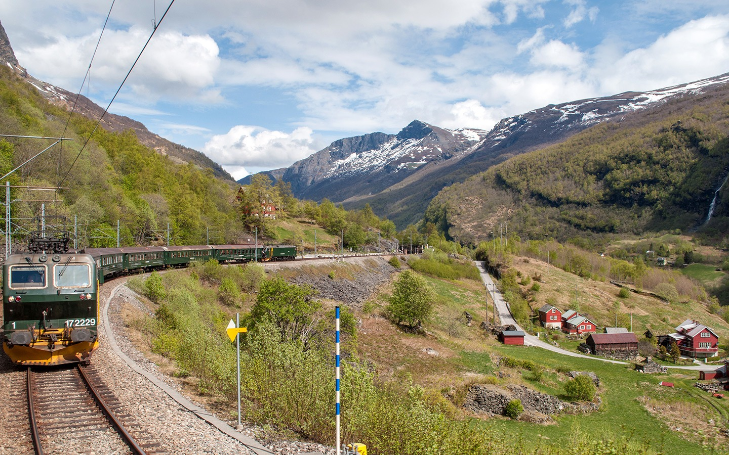 The Flam Railway: Norway's most scenic train journey