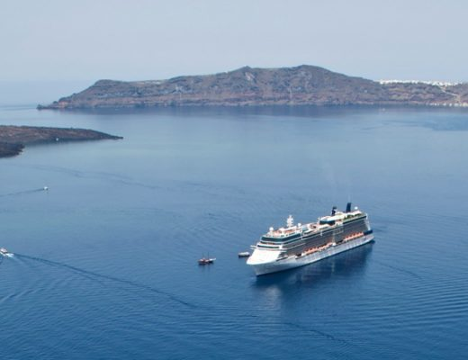 Travel future: sailing the Mediterranean