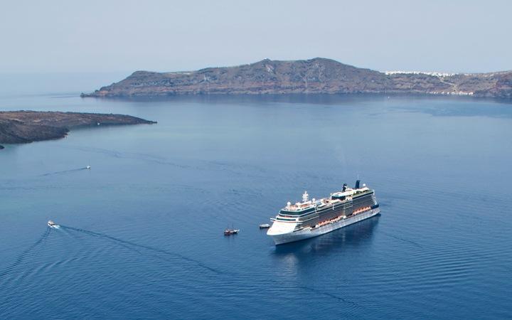 Travel future: sailing the Mediterranean