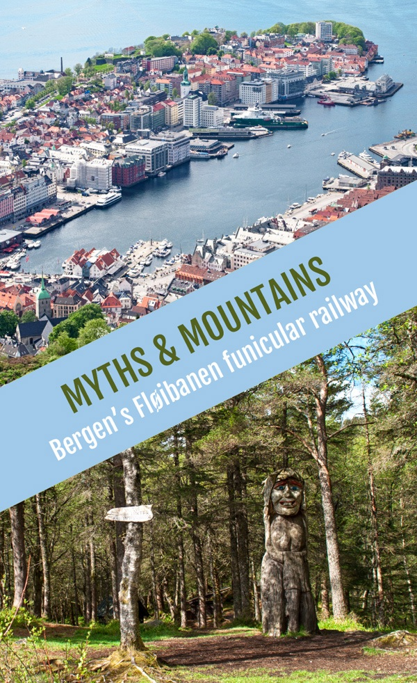 Myths and mountains: Climbing Bergen's Fløibanen funicular railway – On the Luce travel blog