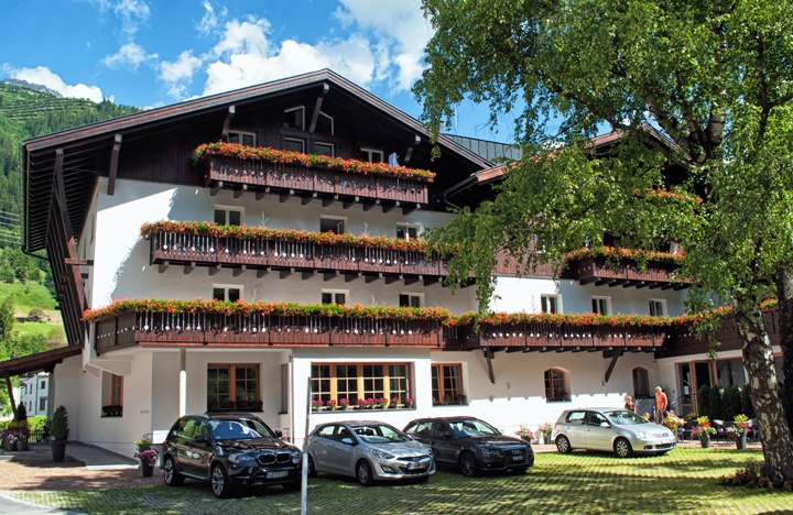 The Valluga Hotel St Anton, Austria