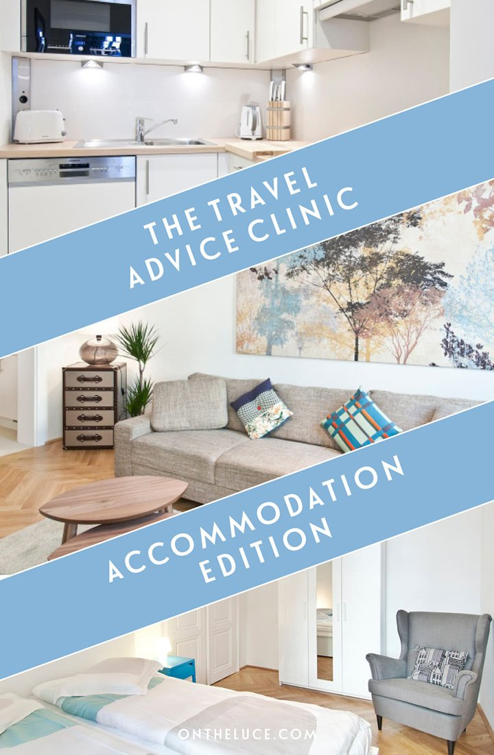 How do you go about choosing the perfect place to stay? Tips and tricks on finding the best accommodation, from booking websites to hotel alternatives.