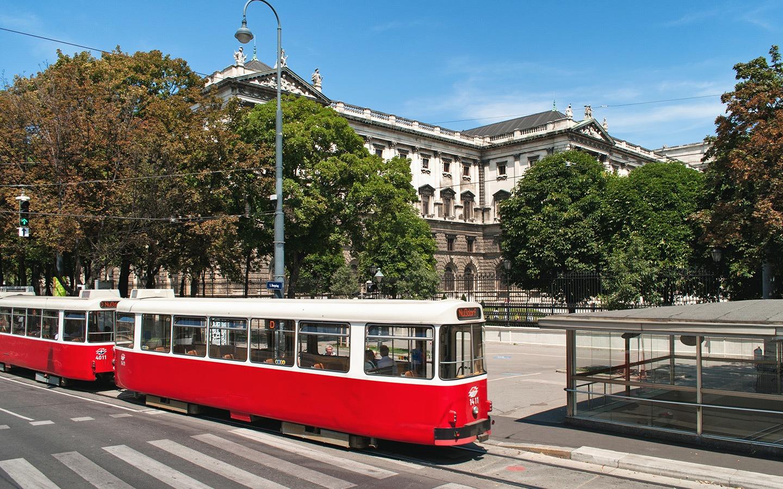 Vienna trams