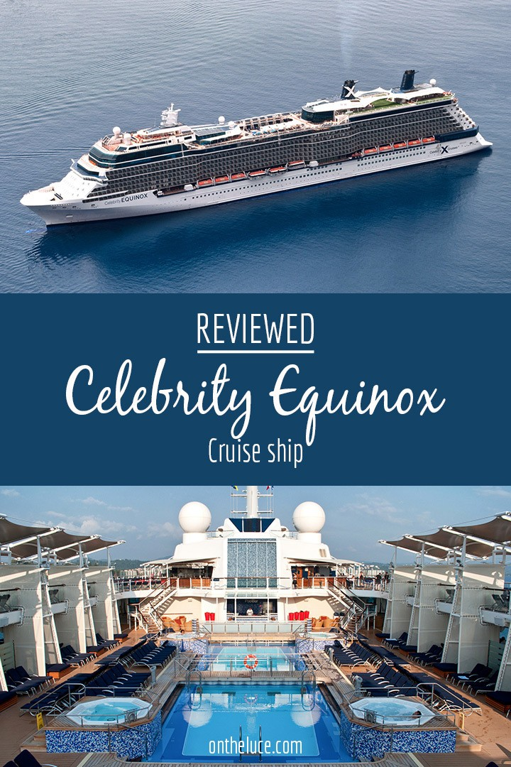 Celebrity Summit food review - Cruise Critic