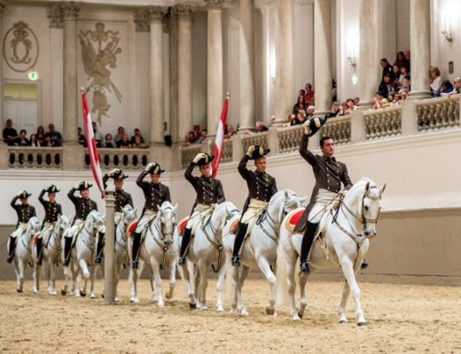 Vienna's Spanish Riding School