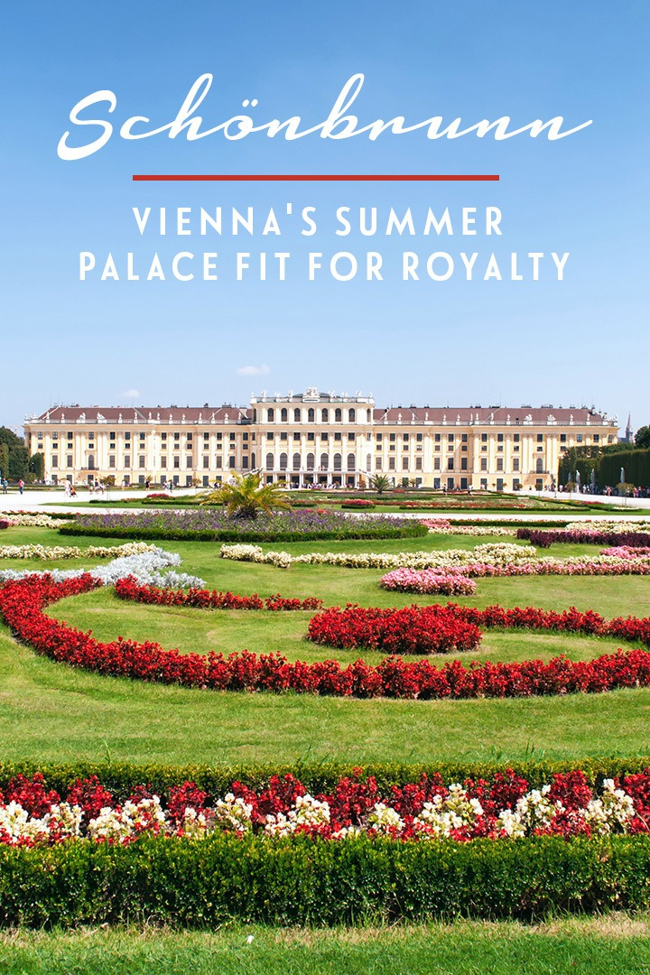 Visiting Vienna's Schönbrunn Palace – or Schloss Schönbrunn – a former Habsburg hunting lodge and one of the city's most famous and impressive buildings.