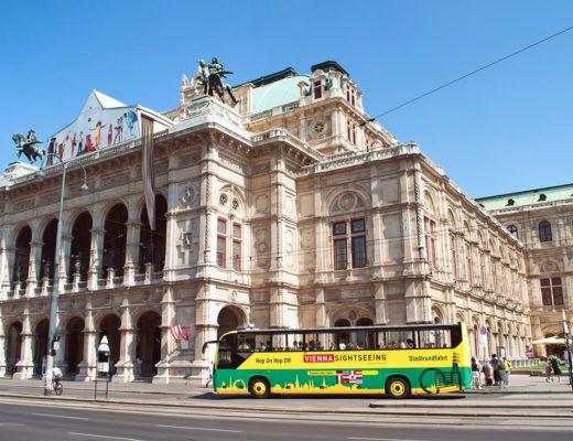Vienna's Staatsoper Opera House, Austria