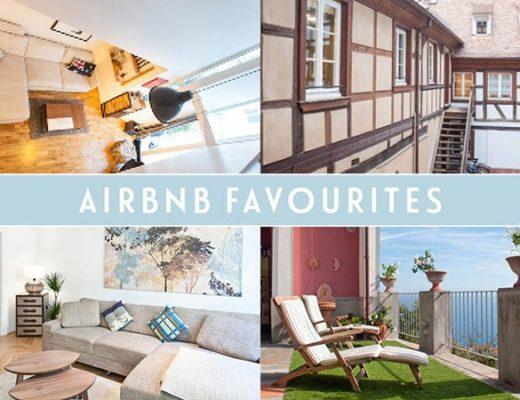 AirBnB favourites: Bergen, Strasbourg, Vienna & Praiano
