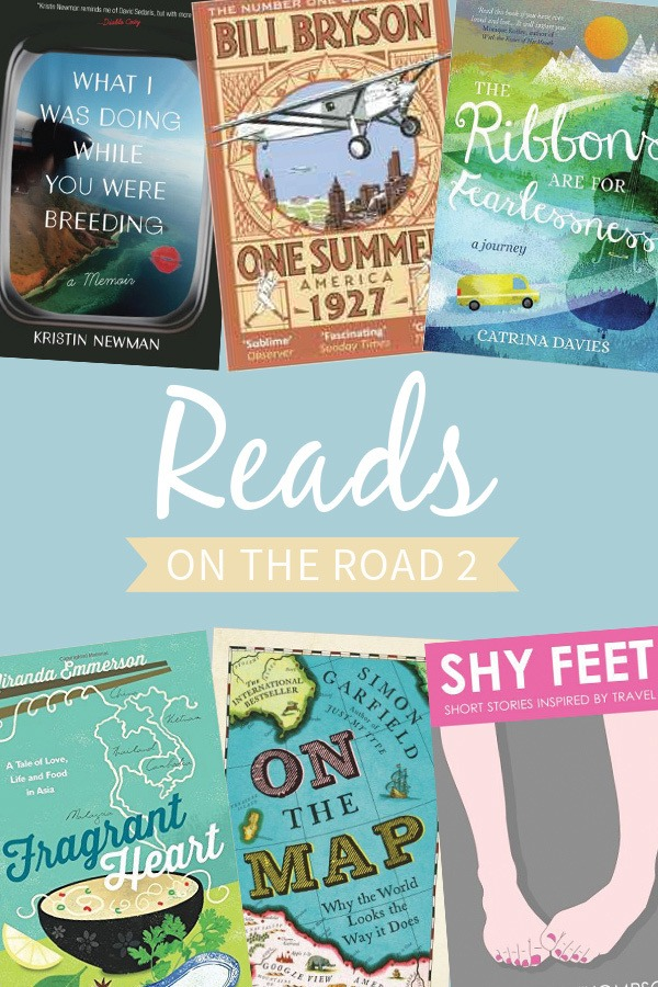 Reads on the road 2: My travel book recommendations