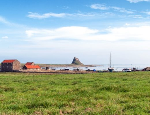Lindisfarne or Holy Island
