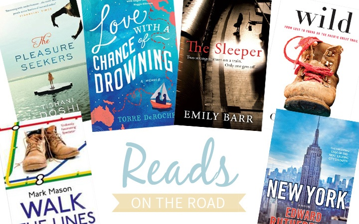 Reads on the Road travel book recommendations