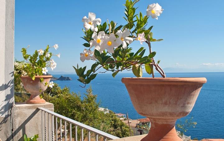 Amalfi Coast views