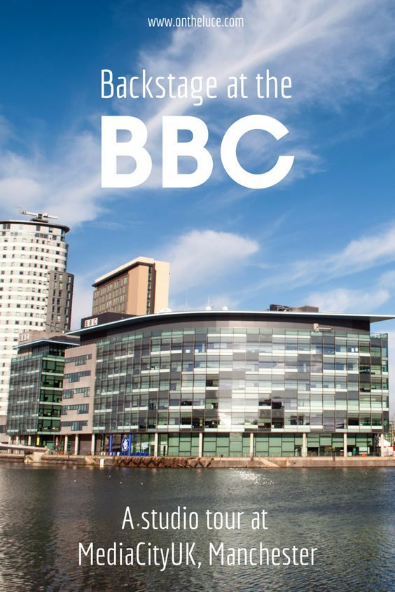 Discovering what goes on behind the scenes at the BBC with a studio tour in Manchester's MediaCityUK, from radio sound effects to the Blue Peter set.