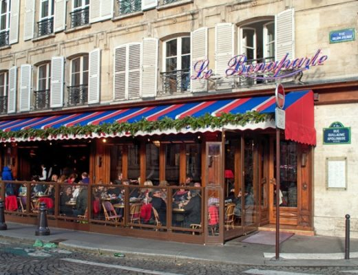 St Germain Paris walking tour