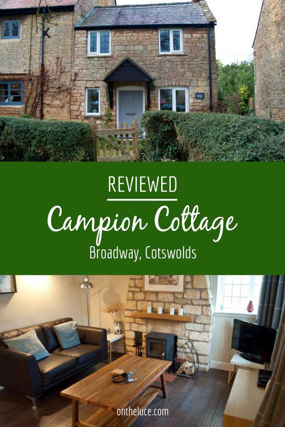 A cosy self-catering retreat for four in the Cotswold village of Willersey near Broadway, Campion Cottage makes a perfect winter escape.