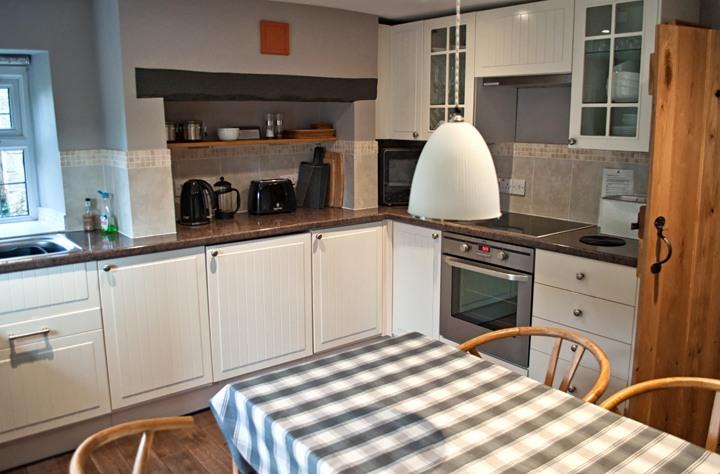 Campion Cottage kitchen