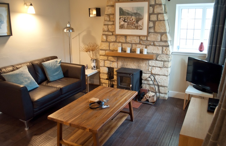 Campion Cottage lounge