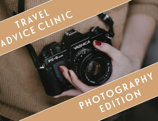 The travel advice clinic: Photography edition