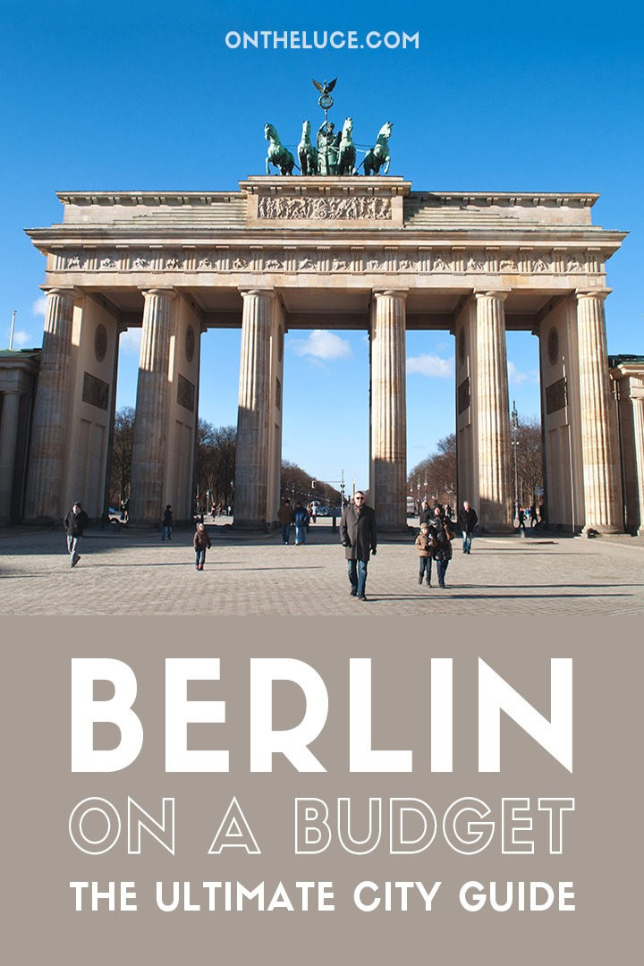 A budget city guide to Berlin – money-saving tips to cut your Berlin costs for sights, museums, food and travel #Berlin #Germany #budget #budgettravel #budgetBerlin