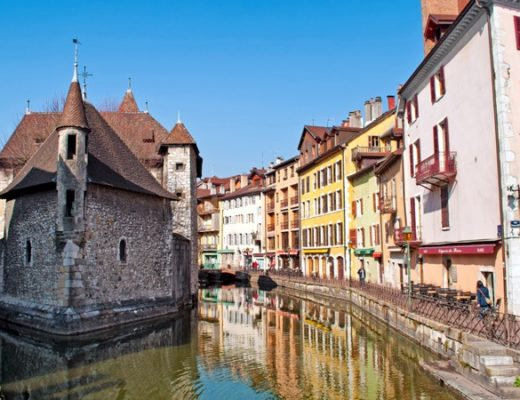 Annecy in France