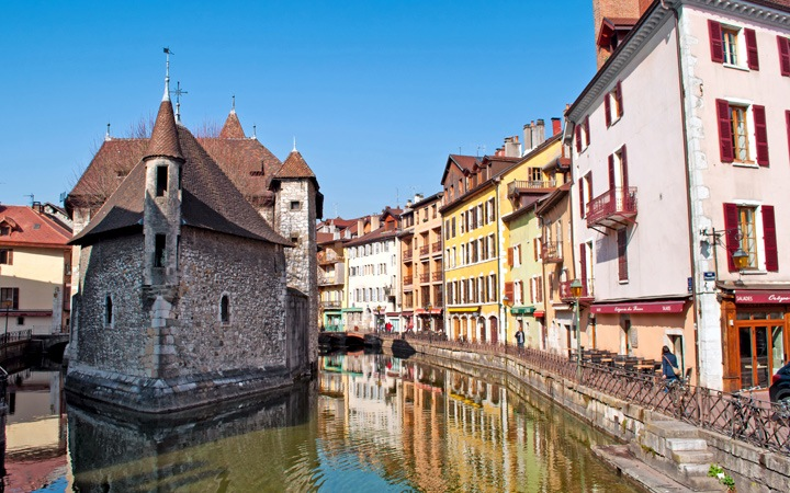Castles and canals What to see and do in Annecy On the Luce