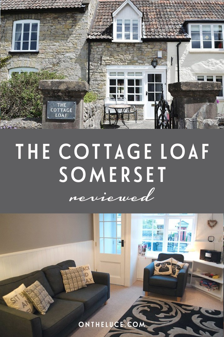 A cosy self-catering retreat for four in the pretty Somerset village of Wedmore, set between Wells and Cheddar, The Cottage Loaf makes a perfect spring escape. #cottage #Somerset #England