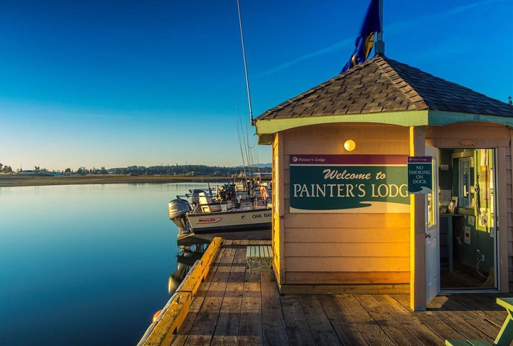 Painter's Lodge in Campbell River