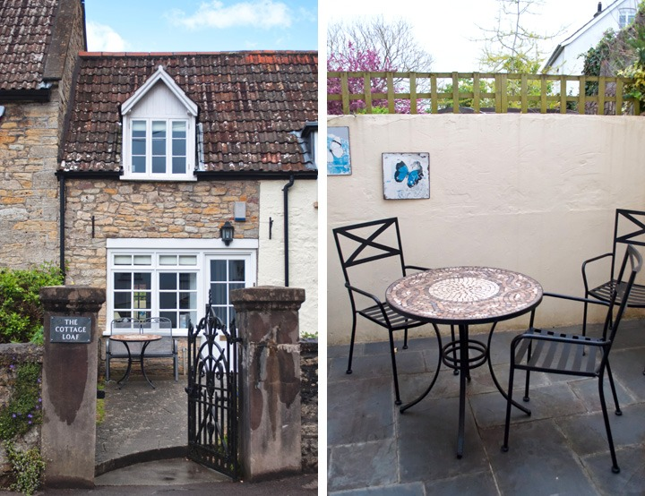 The Cottage Loaf in Wedmore in Somerset