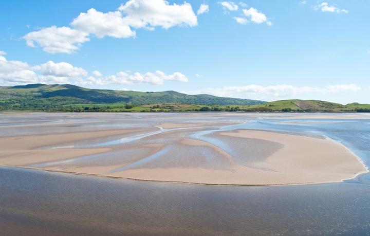 River Dwyryd estuary, Wales