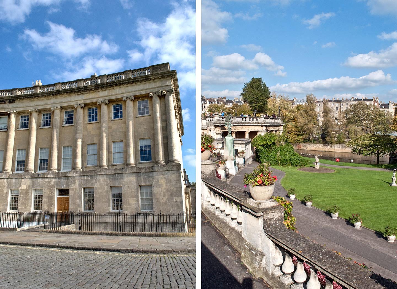 Number 1 Royal Crescent, Bath
