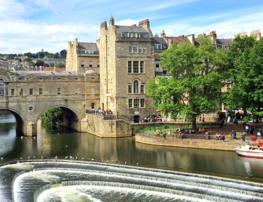 A weekend in Bath