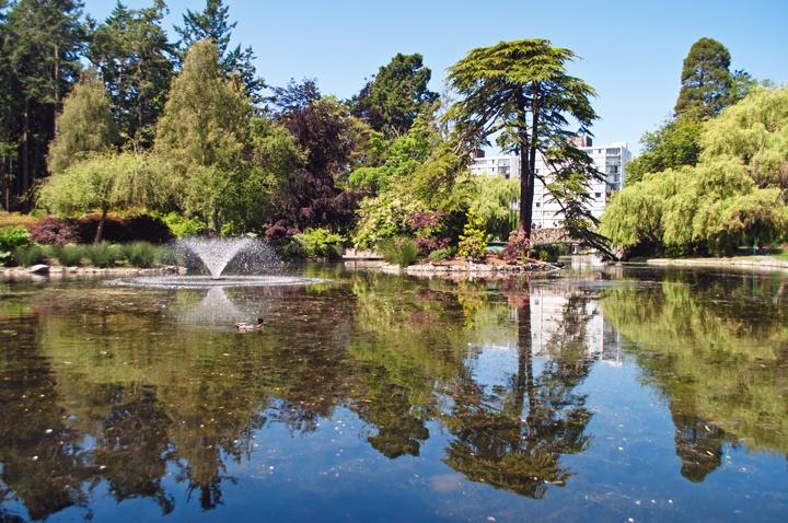 Beacon Hill Park, Victoria BC