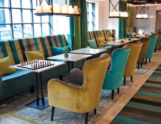 Absalon Hotel in Copenhagen