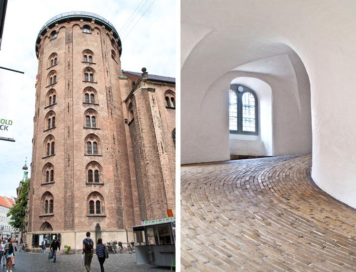 Rundetarn Tower Copenhagen
