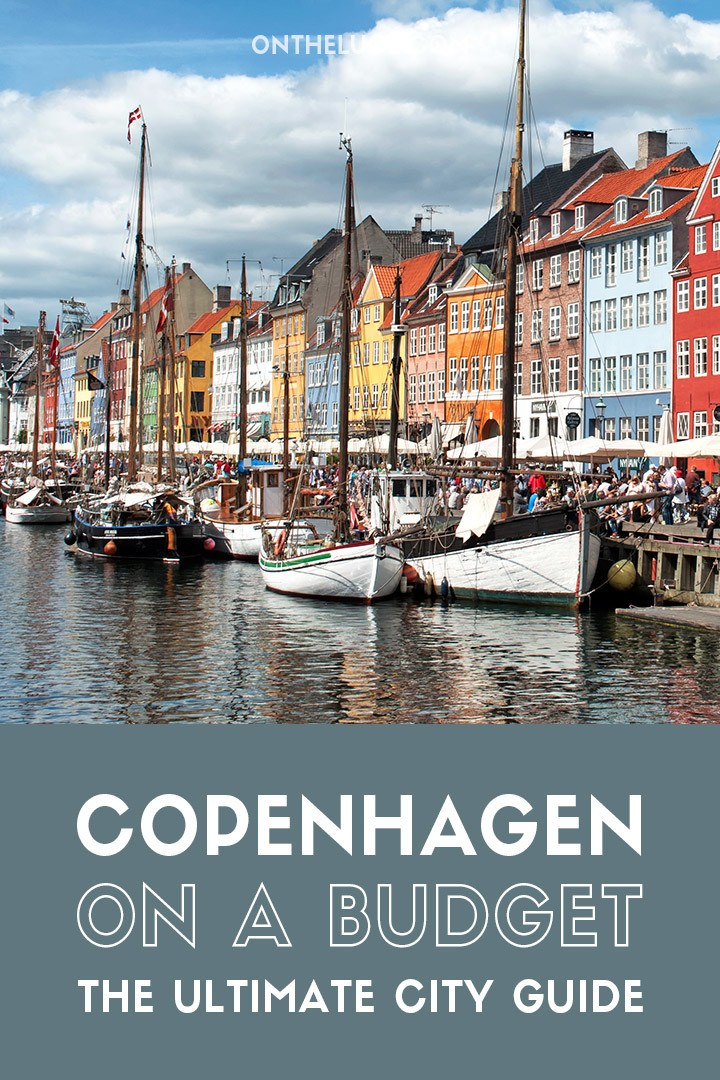 Copenhagen on a budget – how to save money on sightseeing, museums, galleries, food and drink, city views and transport on a Copenhagen city break, Denmark #Copenhagen #Denmark #budgettravel #budgetCopenhagen #Scandinavia