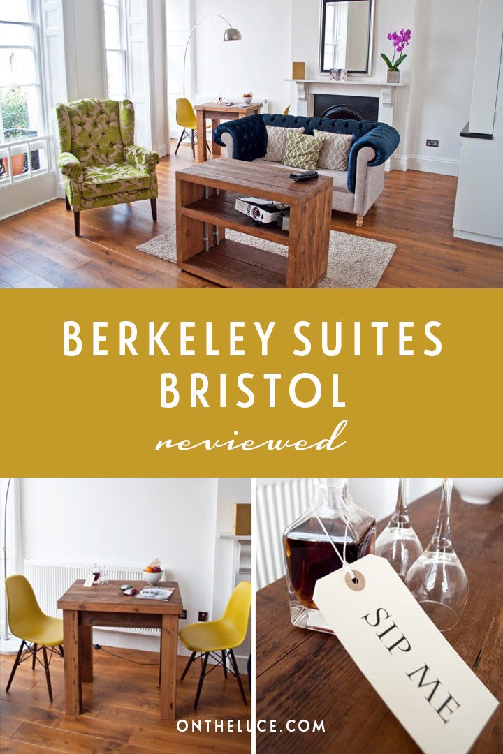 The Berkeley Suites in Bristol, England – combining the space and privacy of an apartment with the luxury of a hotel for the perfect stay. #Bristol #hotel