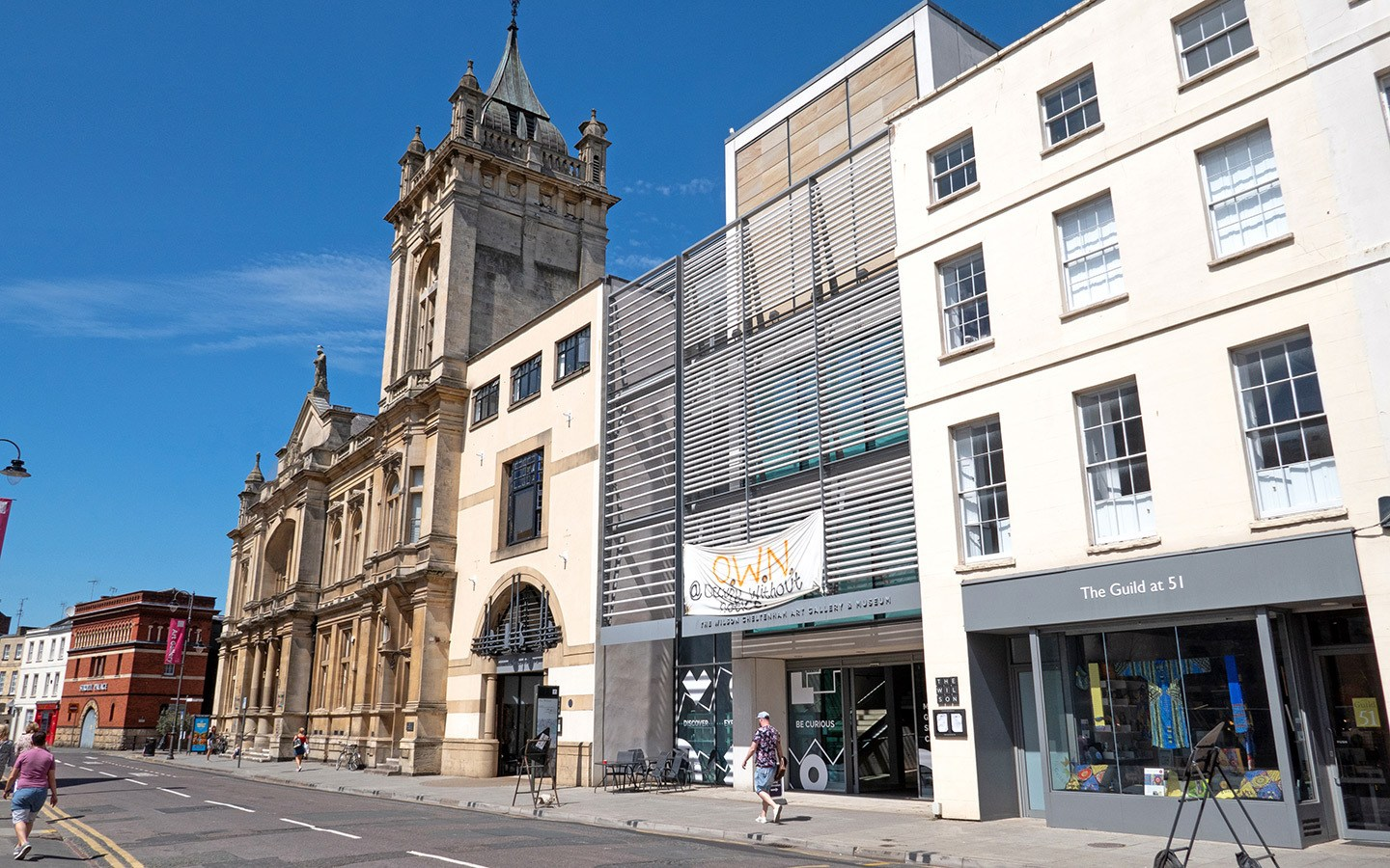 The Wilson Art Gallery and Museum in Cheltenham