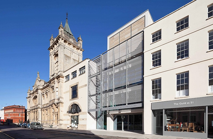 Cheltenham's Wilson Art Gallery and Museum