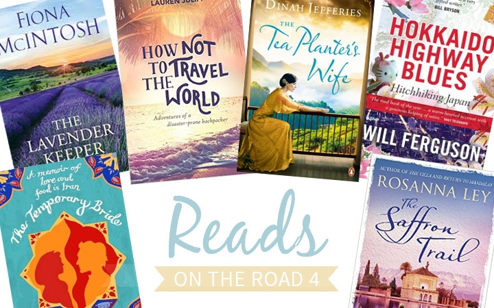 Reads on the Road 4: My travel book recommendations