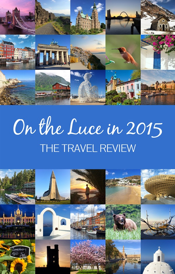 On the Luce in 2015 – The annual travel review