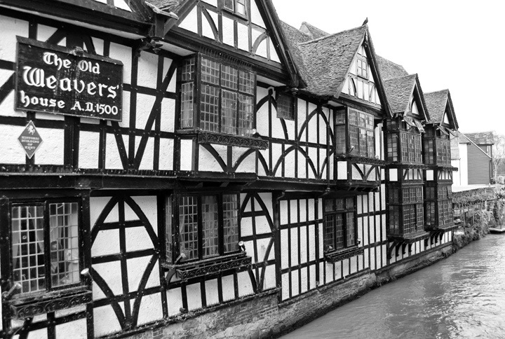 Old Weaver's House in Canterbury