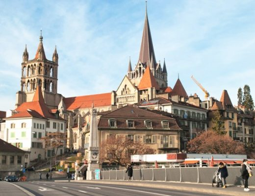 What to see and do in Lausanne, Switzerland