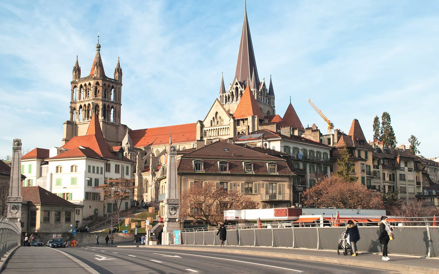 Lakes and lookouts: Things to do in Lausanne, Switzerland