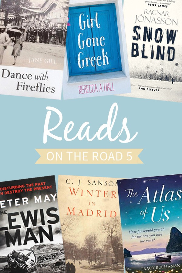 Reads on the Road 4: My travel book recommendations – On the Luce travel blog